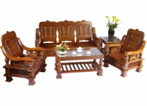 Salon gỗ SLG-012